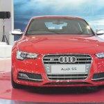 Audi S5 Sportback front India debut