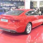 Audi S5 Sportback rear quarter India debut