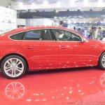 Audi S5 Sportback side India debut