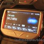 Chevrolet Trailblazer MyLink India launch