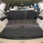 Chevrolet Trailblazer boot max space India launch