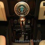 Chevrolet Trailblazer center console India launch