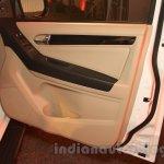 Chevrolet Trailblazer door pads India launch
