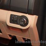 Chevrolet Trailblazer headlight controls India launch