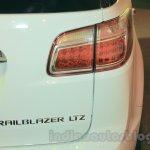 Chevrolet Trailblazer taillight India launch