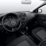Dacia Sandero Music interior unveiled