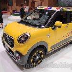 Daihatsu Cast Activa front three quarter at the 2015 Tokyo Motor Show