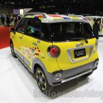 Daihatsu Cast Activa rear three quarter at the 2015 Tokyo Motor Show