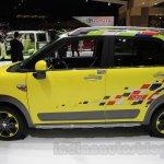 Daihatsu Cast Activa side at the 2015 Tokyo Motor Show