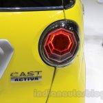 Daihatsu Cast Activa taillamp at the 2015 Tokyo Motor Show