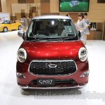 Daihatsu Cast Style front at the 2015 Tokyo Motor Show