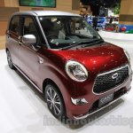 Daihatsu Cast Style front quarter at the 2015 Tokyo Motor Show