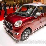 Daihatsu Cast Style front three quarter at the 2015 Tokyo Motor Show