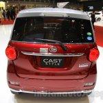 Daihatsu Cast Style rear at the 2015 Tokyo Motor Show