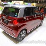 Daihatsu Cast Style rear quarter at the 2015 Tokyo Motor Show