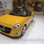 Daihatsu Copen Cero front quarter at the 2015 Tokyo Motor Show