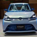 Daihatsu D-Base Concept front at the 2015 Tokyo Motor Show