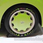Daihatsu Hinata wheel at the 2015 Tokyo Motor Show