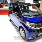 Daihatsu Move Custom front quarter at the 2015 Tokyo Motor Show