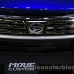 Daihatsu Move Custom grille at the 2015 Tokyo Motor Show