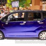 Daihatsu Move Custom side at the 2015 Tokyo Motor Show