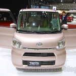 Daihatsu Tanto Welcome Seat front at the 2015 Tokyo Motor Show