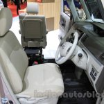 Daihatsu Tanto Welcome Seat front cabin at the 2015 Tokyo Motor Show