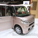 Daihatsu Tanto Welcome Seat front quarter at the 2015 Tokyo Motor Show