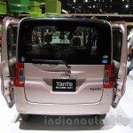 Daihatsu Tanto Welcome Seat rear at the 2015 Tokyo Motor Show