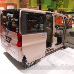 Daihatsu Tanto Welcome Seat rear three quarter at the 2015 Tokyo Motor Show