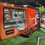 Daihatsu Tempo rear hatch at the 2015 Tokyo Motor Show