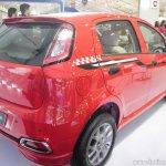 Fiat Punto Sportivo rear quarters