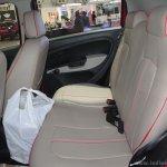Fiat Punto Sportivo rear seats