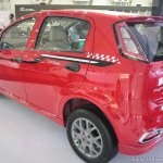 Fiat Punto Sportivo rear three quarter