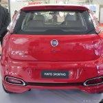 Fiat Punto Sportivo rear