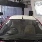 Fiat Punto Sportivo roof