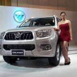 Foton Toplander SUV front launched in Philippines