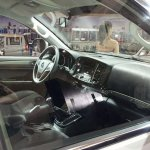 Foton Toplander SUV interior launched in Philippines