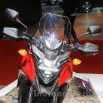Honda 400X headlight at the 2015 Tokyo Motor Show