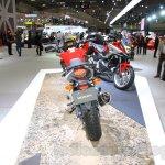 Honda 400X rear at the 2015 Tokyo Motor Show