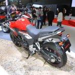 Honda 400X rear quarter at the 2015 Tokyo Motor Show