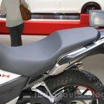 Honda 400X seats at the 2015 Tokyo Motor Show