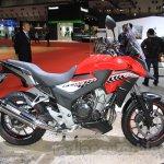 Honda 400X side at the 2015 Tokyo Motor Show