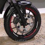 Honda 400X wheel at the 2015 Tokyo Motor Show