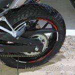 Honda 400X wheels at the 2015 Tokyo Motor Show