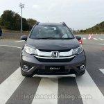 Honda BR-V front at Twin Ring Motegi