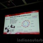 Honda BR-V presentation overall