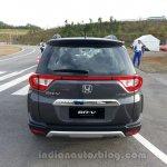 Honda BR-V rear at Twin Ring Motegi