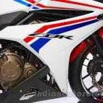 Honda CBR400R engine at the 2015 Tokyo Motor Show