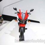 Honda CBR400R front at the 2015 Tokyo Motor Show